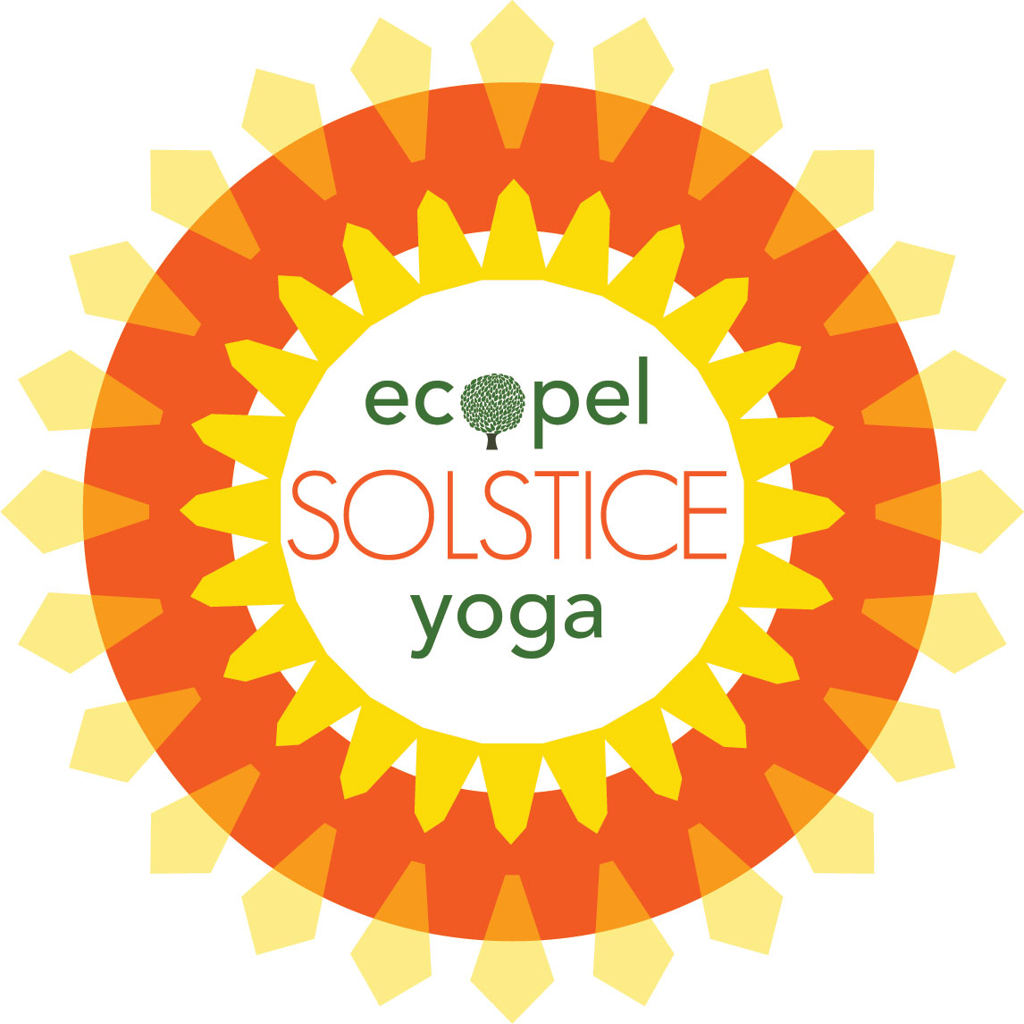 Ecopel Summer Solstice Yoga 2018 Ecopel